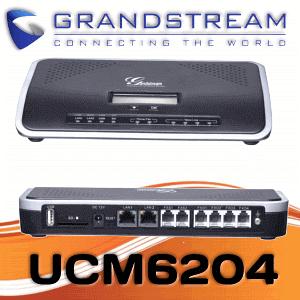Grandstream Ucm6204 Ippbx System